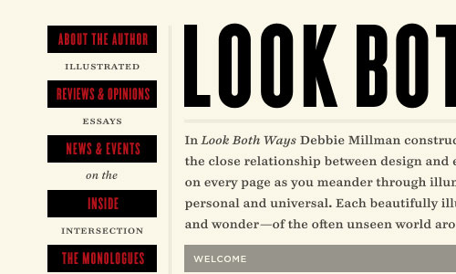 look both ways essays The title i was given is: look both ways shows that despite life's trials, happiness is possible discuss (by the way look both ways is actually a film by sarah watt).